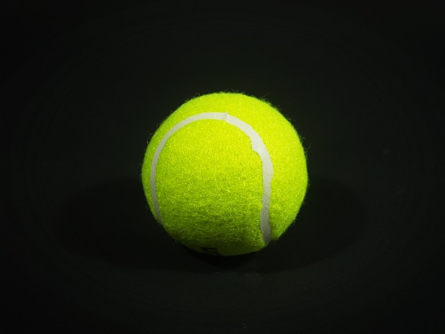 A tennis ball makes a great myofascial trigger point massage tool