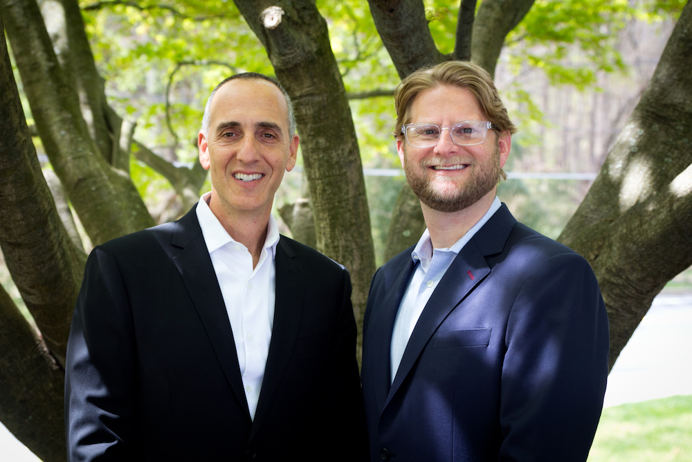 Mark Klaiman and Haim Hechtman co-founders Point Performance