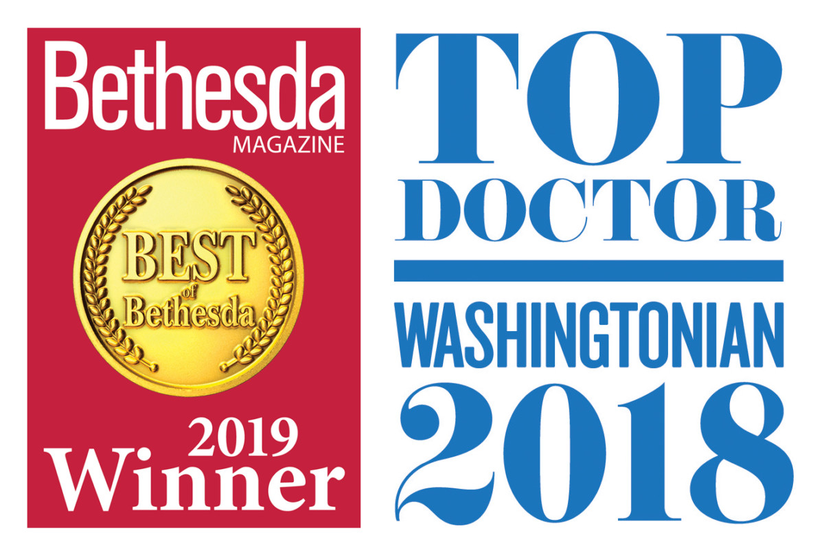 Best of Bethesda winner and Washingtonian Top Doctor